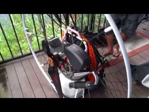 2015 Red Fly Paramotor Review