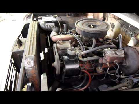 1973 International 1310 - 345 V8 Engine and 4 Speed Transmission