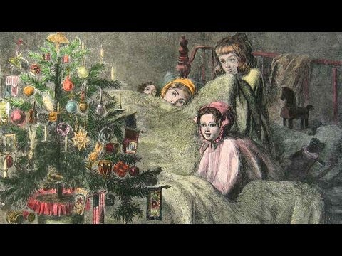 History of Christmas Part 2: Charles Dickens to Christmas Trees
