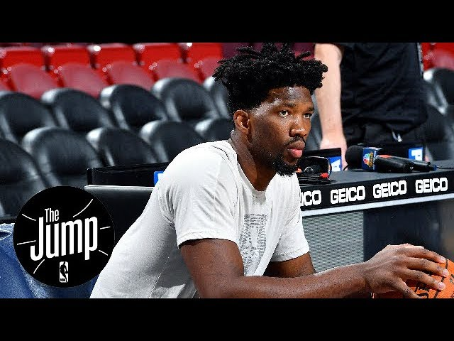 Is Joel Embiid's $148 million extension worth the risk for 76ers?   The Jump   ESPN