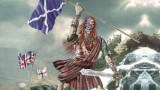 iron maiden-alexander the great-(high definition - lyrics)