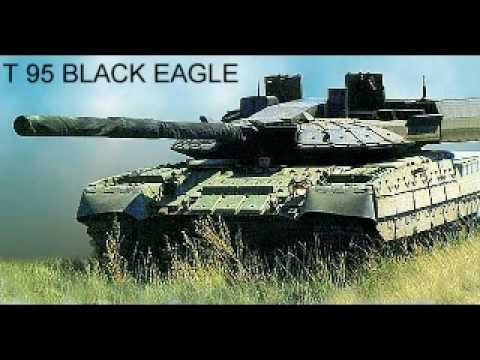 T-95 Black Eagle Russian Tank