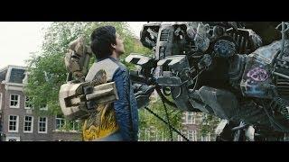 로봇의 눈물 - 단편영화 (한글 자막)
