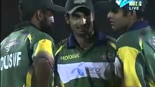 Imran Nazir fastest ICL 100