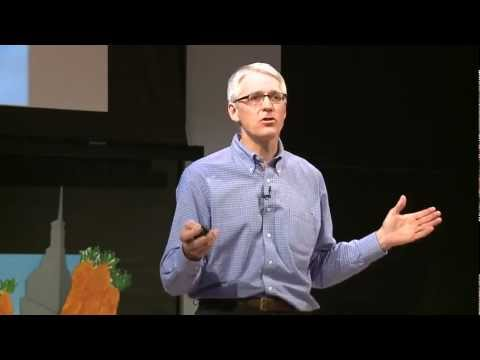 Address the Excess - A Recipe for Cutting Food Waste: Peter Lehner at TEDxManhattan 2013