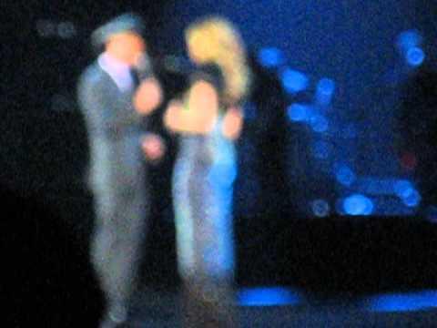 Faith Hill & Tim Mcgraw it's Your Love - Soul 2 Soul Tour, Las Vegas video