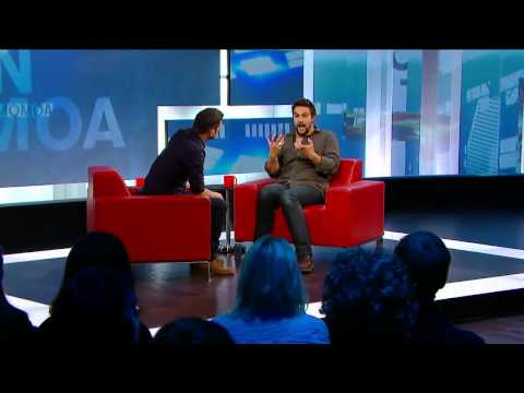Jason Momoa On George Stroumboulopoulos Tonight: INTERVIEW