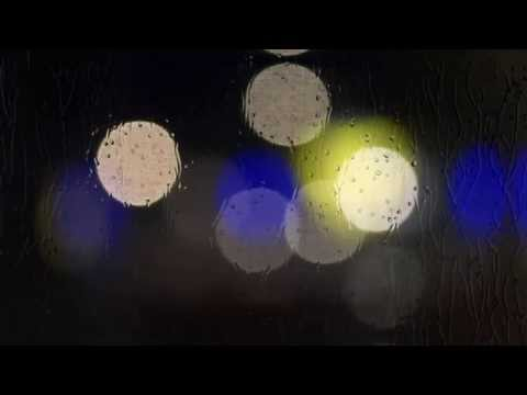 rain on glass Hitfilm3 Test