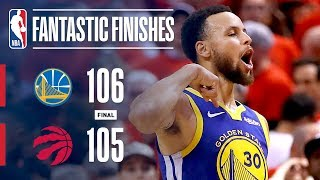 The Warriors FORCE Game 6 In Epic Fashion | 2019 NBA Finals