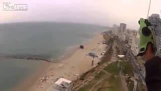 Accidente de parapente