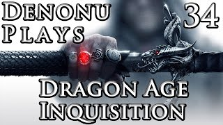 Dragon Age Inquisition - Part 34 - Checking The Map - Denonu Plays - (Denonu Plays)
