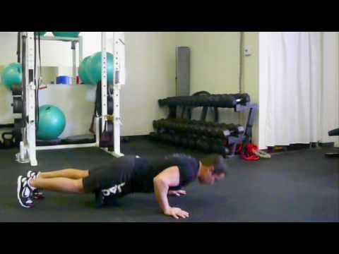 How to do a Perfect Push Up!
