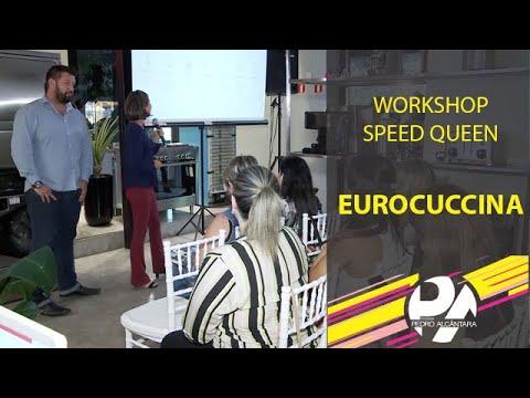 Wokshop Speed Queen - EuroCuccina