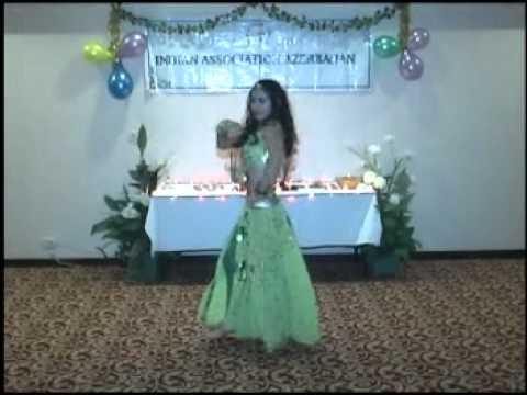 Allah Allah Mera Dil Dharhkey - Elvira Allahverdiyeva indian...