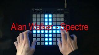 download lagu Alan Walker - Spectre Launchpad Mkii Cover gratis