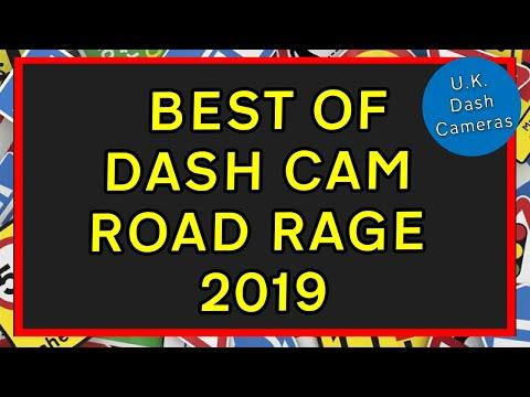 Best of Dashcam Road Rage 2019 - U.K. Dash Cameras Special