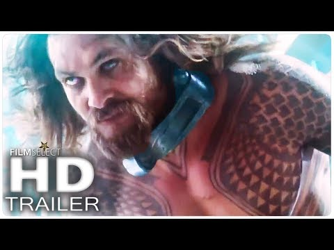 AQUAMAN: 7 Minute Extended Trailer (2018)