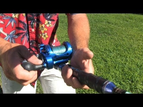 How to spool a fishing reel with braid