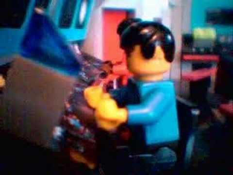 Lego Trek part1