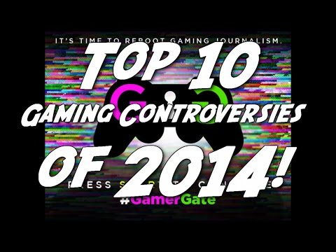 Top 10 Gaming Controversies of 2014!