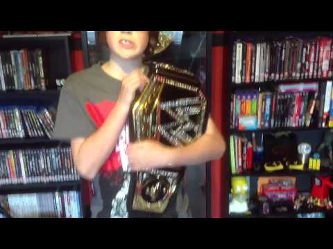 Championship Sides Wwe Championship Belt Side
