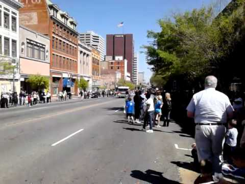 Parade for William Joyce, Branden Oldenburg and the Moonbots Studios 3/5/2012