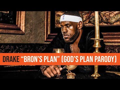 """DRAKE- """"Brons Plan"""" (Gods Plan Parody)"""