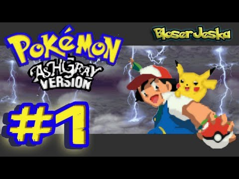 ★ Pokémon Ash Gray Parte 1 - Narrada En Español ★ video