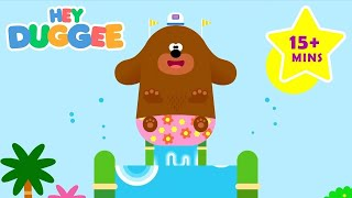 Laugh with Duggee! - 15 Minutes - Duggee's Best Bits - Hey Duggee