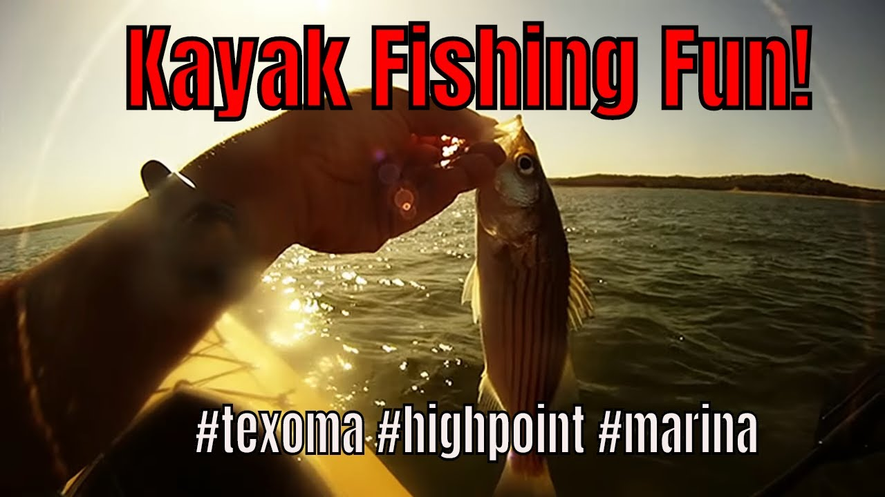 Another round at texoma youtube for Texoma fishing license