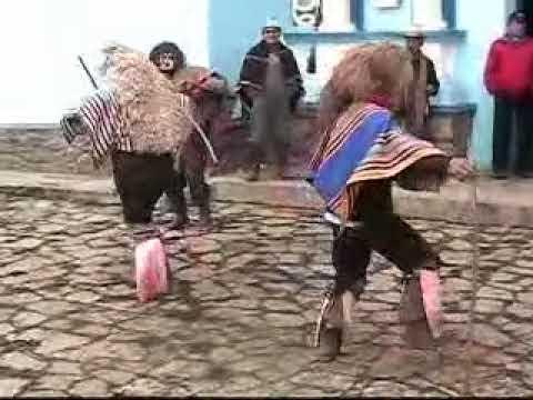 Danza del Huanco