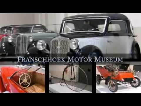 Korte video over het Franschhoek Motor Museum in Zuid Afrika