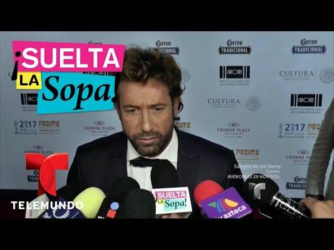 ¿Geraldine Bazán y Gabriel Soto se divorcian?   Suelta La Sopa   Entretenimiento