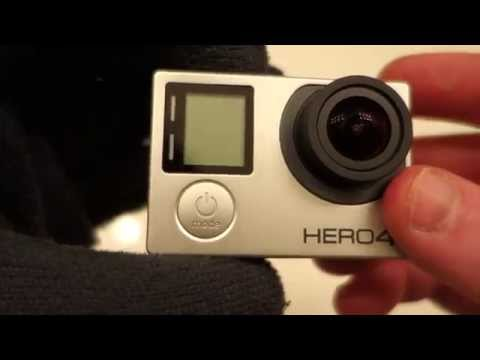 GoPro How To Remove Battery