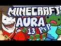 MINECRAFT: AURA PVP SPECIAL ? #13 - DIE FALLE! [+SONG] ? Let's Play Minecra