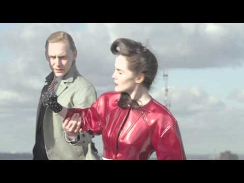 TIME Style and Design: Tom Hiddleston and Michelle Dockery.flv
