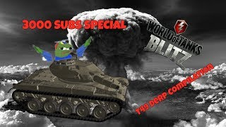 T49 Derp Compilation - World of Tanks Blitz 3000 SUBS SPECIAL