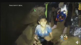 Thai Rescue: 11th Boy Freed From Cave On 3rd Day Of Operation