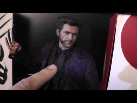 Hot Toys NEW Wolverine Figure Review