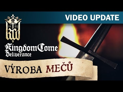 Kingdom Come: Deliverance Video Update #15 v češtině