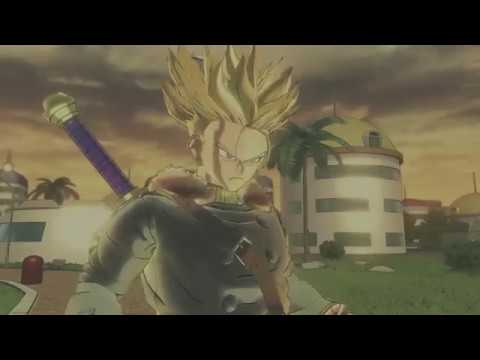 Dragon Ball Xenoverse 2 Future Gohan Secret Story Mission Resolute Trunks - History Is Born