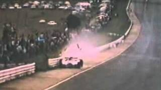 El accidente mortal de Tom Pryce