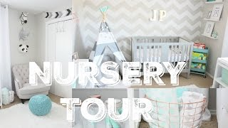 (11.2 MB) Baby Boy Neutral Grey Nursery Tour Mp3