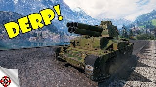 World of Tanks - Funny Moments | TIME TO DERP! (WoT, July 2018)