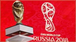 FIFA World Cup 2018 Russia - Live It Up ||HD||