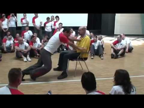 Wing tsun GM Kernspecht - the best Master Image 1