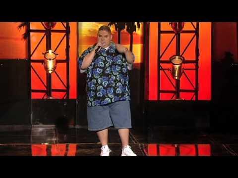"""Last Comic Standing and My Mom"" - Gabriel Iglesias- (From Hot & Fluffy comedy special) thumbnail"