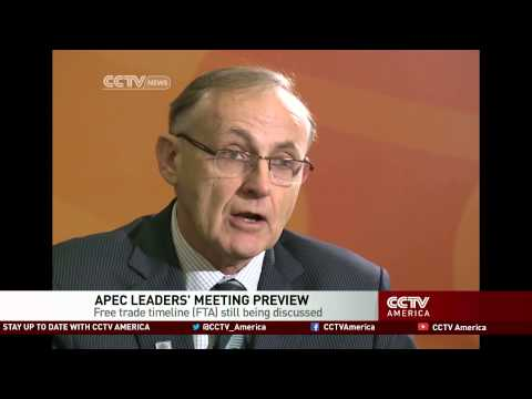 Alan Bollard of APEC discusses regional trade and anti-corruption efforts in China