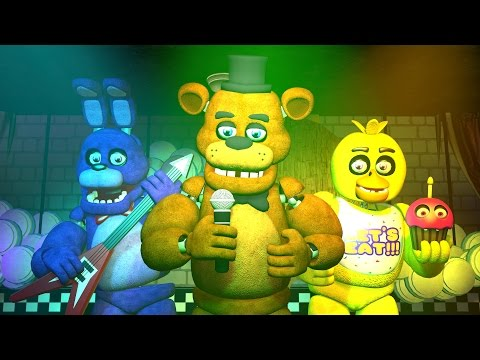 Five Nights at Freddys Song FNAF SFM Ocular Remix
