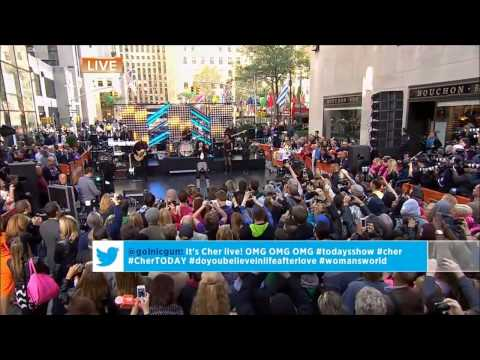 Cher - I Hope You Find It - Today Show Concert [hd] video
